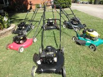 Push Lawnmowers, best around! in Fort Campbell, Kentucky