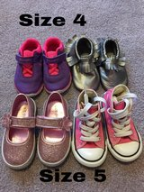 size baby 4-5 shoes in Fort Hood, Texas