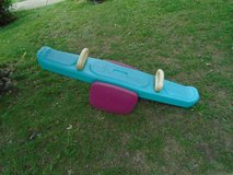 Kids Teeter totter in Tinley Park, Illinois