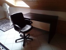 Desk & chair in Ramstein, Germany