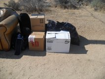 ==  Yard Sale Leftovers  == in 29 Palms, California