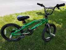 "Green Mongoose Antic 18"" bike in Bartlett, Illinois"