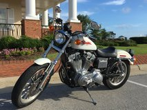 Harley Davidson 883 Sportster in Excellent Condition with Low Mileage in Camp Lejeune, North Carolina