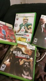 xbox 360 game system and games in bookoo, US