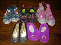 sz 8 toddler shoes 5 pair in Spring, Texas