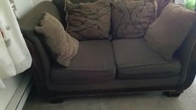 Couch-Ottoman,L/New- in Fort Lewis, Washington