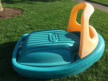 Little Tikes Boat Pool/Sandbox in Yorkville, Illinois