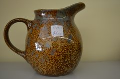 Speckled Pottery Pitcher in Warner Robins, Georgia
