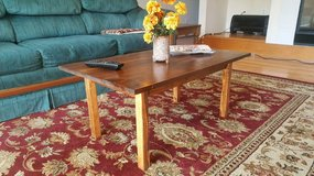Farm style coffee table in Tacoma, Washington