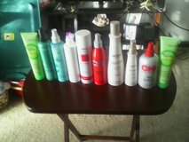 Brand name hair care lot in Quantico, Virginia