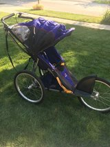 Kelty Kids Joyrider Jogging Stroller in Naperville, Illinois