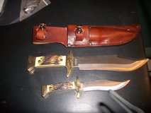 UNCLE HENRY BOWIE KNIFE SET in Valdosta, Georgia