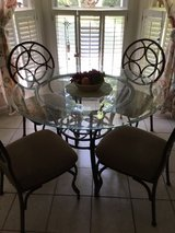 wrought Iron Table and Chairs in Fort Campbell, Kentucky