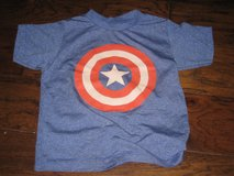 2T Marvel shirt in Spring, Texas