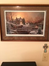 Terry Redlin Picture in Fort Campbell, Kentucky