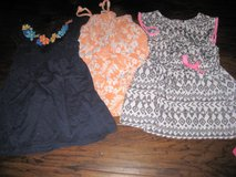 3 sz 2T summer dresses in Spring, Texas