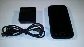 Verizon Samsung Galaxy S SCH-i500 Black Touch Screen Mobile Phone in Baytown, Texas