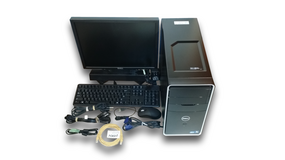 Dell Inspiron 660 Desktop 19'' Dell Monitor, Keyboard, Mouse, Speakers in Baytown, Texas