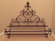 Wrought Iron Wall Shelf in Algonquin, Illinois