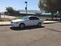 2005 Nissan sentra in Barstow, California