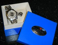 Mens TISSOT PR 100 Stainless Steel Classic Diver Wrist Watch w/ Box Men's in Kingwood, Texas
