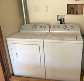Washer and Dryer in Fort Riley, Kansas