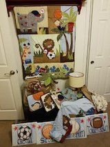 Crib/toddler bed set in Fort Irwin, California