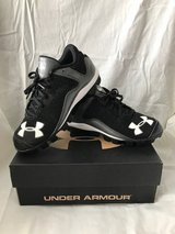 Under Armour baseball cleats 3y in Naperville, Illinois