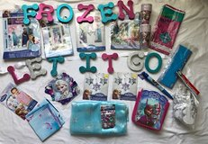 Frozen party items in Naperville, Illinois