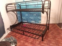 bunk bed in Barstow, California
