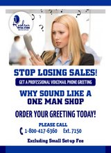 Stop Losing Sales! Sign up for a Free trial  live phone support, in 29 Palms, California