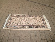 area rug, hand knotted in Ramstein, Germany