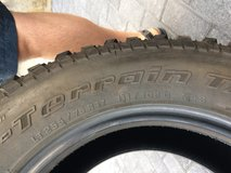 BF Goodrich tires 255/75R17 in Ramstein, Germany