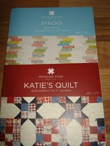 REDUCED! **7 Quilt Patterns by MSQC!** in Stuttgart, GE