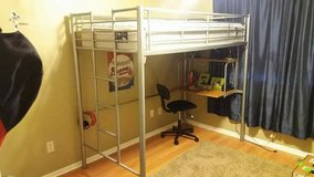 loft bed with mattress in Fort Carson, Colorado