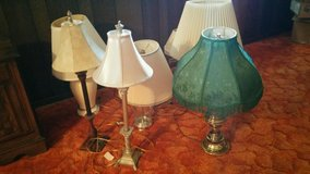 Lamps (all shapes and sizes) in Colorado Springs, Colorado