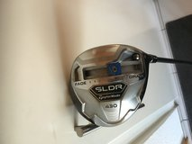 Taylormade SLDR XStiff Driver in Ramstein, Germany