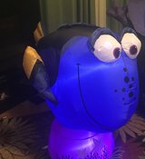 Disney Pixar inflatable (Dory fish) Finding Nemo in Travis AFB, California