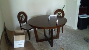 Dinning table in Bellaire, Texas
