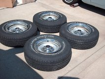 GMC RALLY WHEELS AND TIRES in Lockport, Illinois