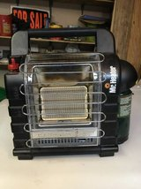 Mr Heater Buddy / Camping in Fort Carson, Colorado
