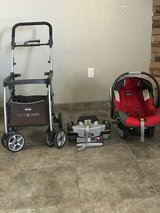 Chicco Keyfit 30 Carseat in Alamogordo, New Mexico