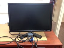 "Dell E207WFP 20.1"" Widescreen Monitor in St. Charles, Illinois"