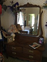 Antique bonnet dresser in Fort Polk, Louisiana