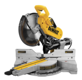 DEWALT 12-in 15-Amp Dual Bevel Sliding Compound Miter Saw in Bellaire, Texas