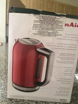 Brand New in Box KitchenAid Water Kettle Empire Red in Barstow, California