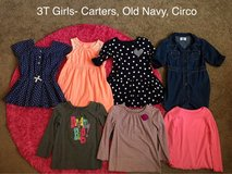 Girls-3T tops and dresses in Fort Carson, Colorado