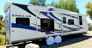 2012 32' Toy Hauler Fun in the desert or Sturgis Sleeps 8 in San Clemente, California