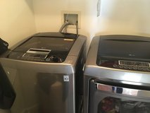 LG Washer and Dryer in Temecula, California