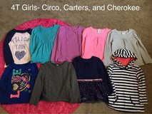 Girls- 4T tops in Fort Carson, Colorado